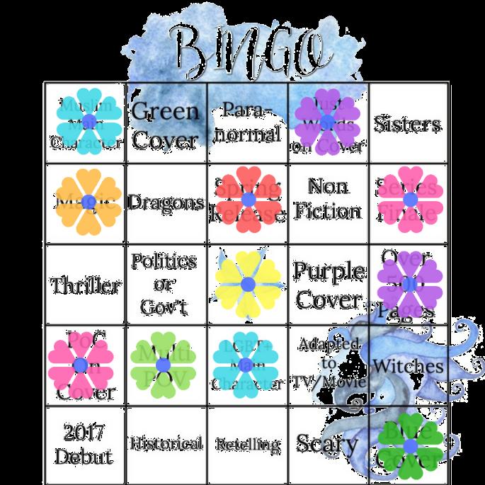 Spring Bingo final