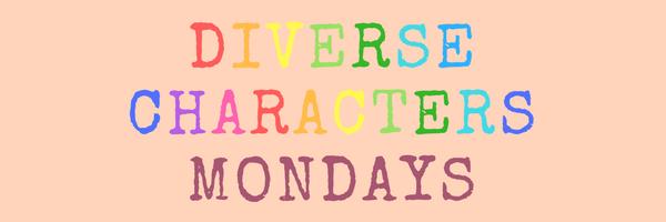 Diverse Characters Mondays tpbg