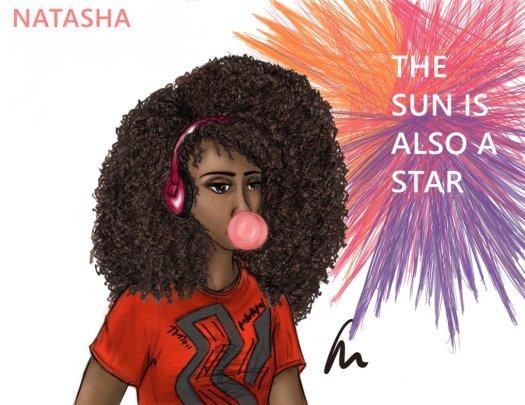 natasha__the_sun_is_also_a_star_by_kanski_art-dbdl07q
