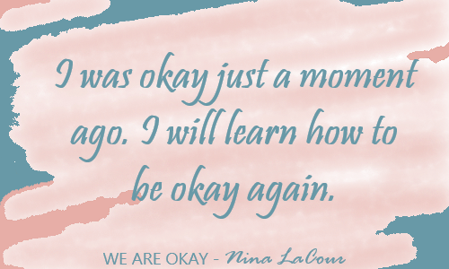 We Are Okay quote