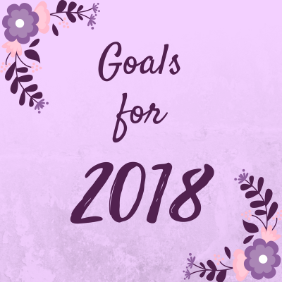 Goals for 2018 (1)